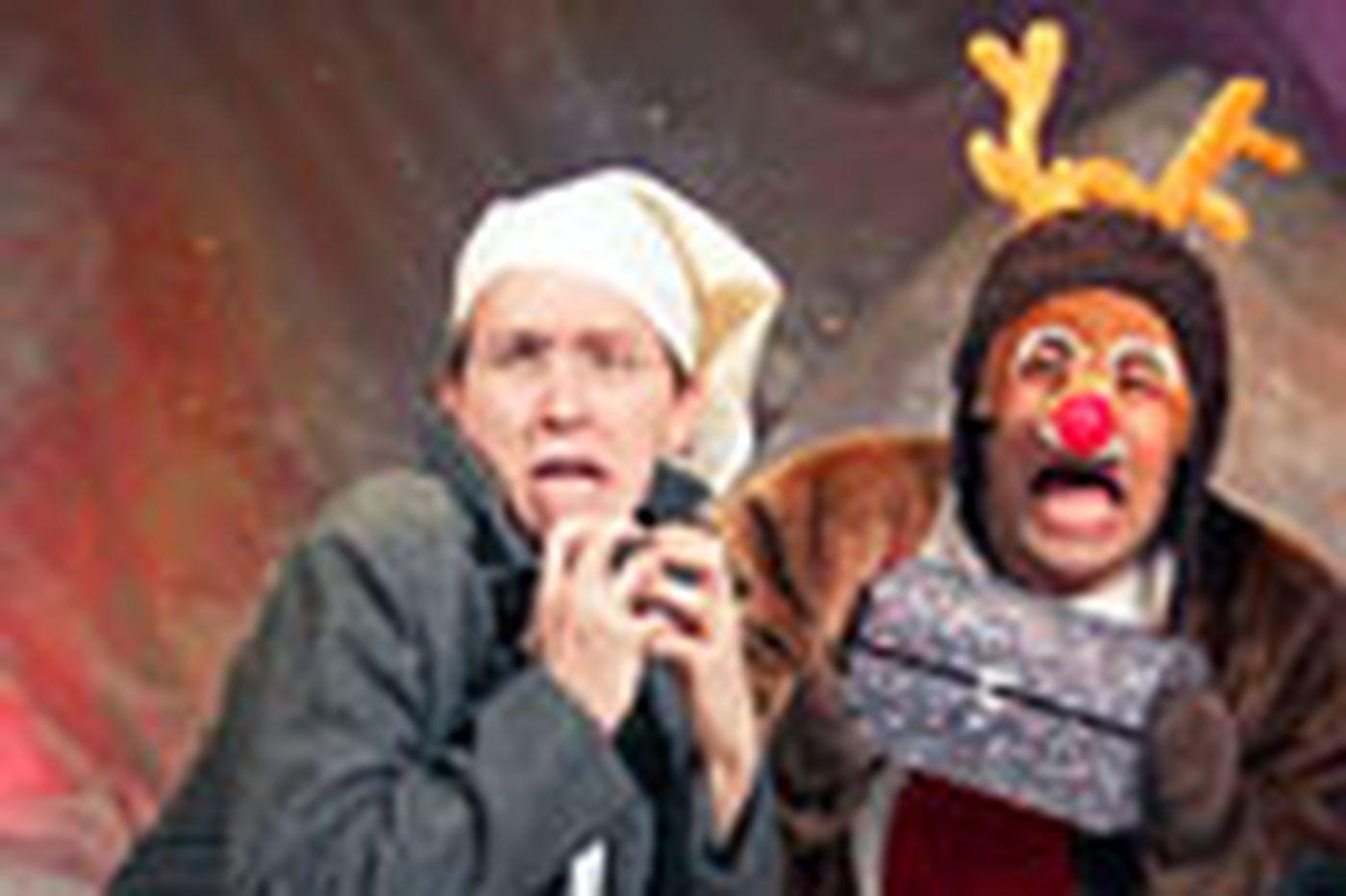 'Very Merry Xmas Carol' a zany holiday gift