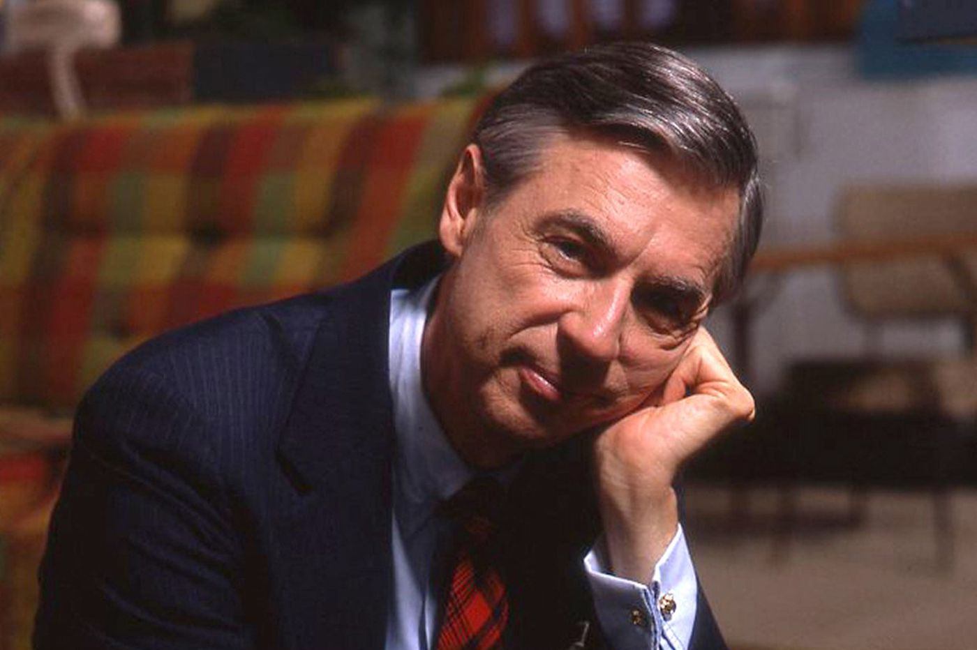 The first biography of Mr. Rogers ever published changed the man who wrote it for the better