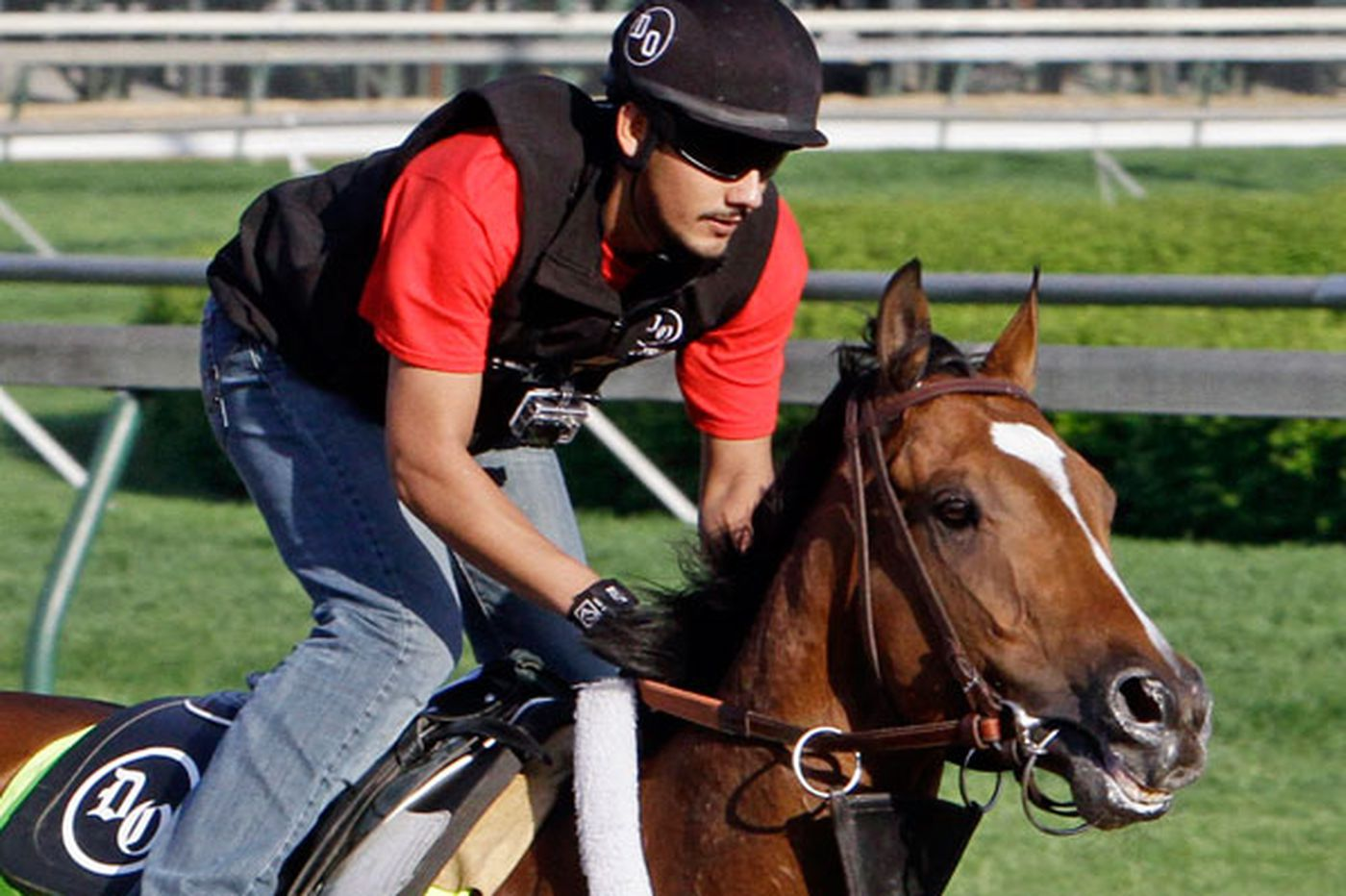 Jerardi's Kentucky Derby pick: Goldencents
