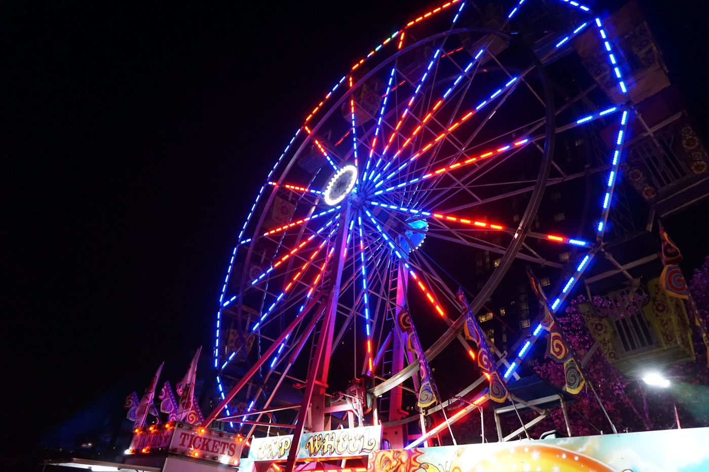 Christmas Village is adding a Ferris wheel