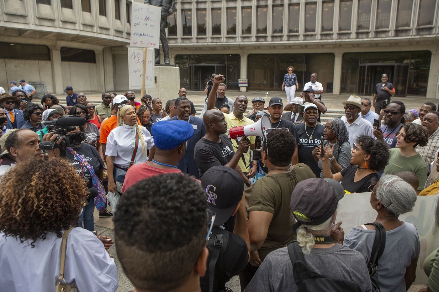 After racist Facebook posts, what should happen next for Philly police? | Solomon Jones