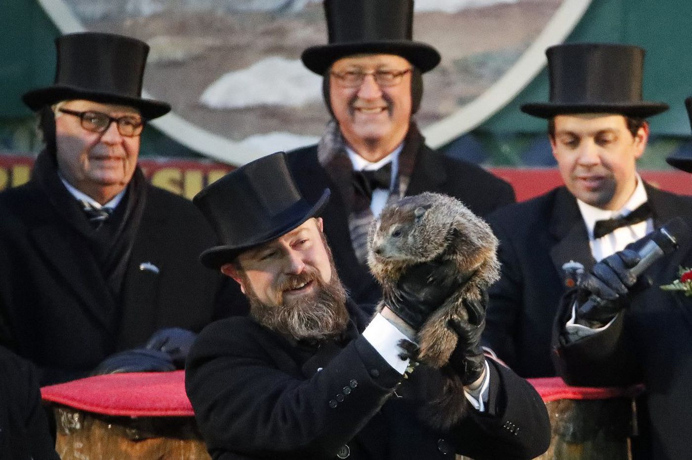 Groundhog says six more weeks of winter. Don't worry: He's usually wrong