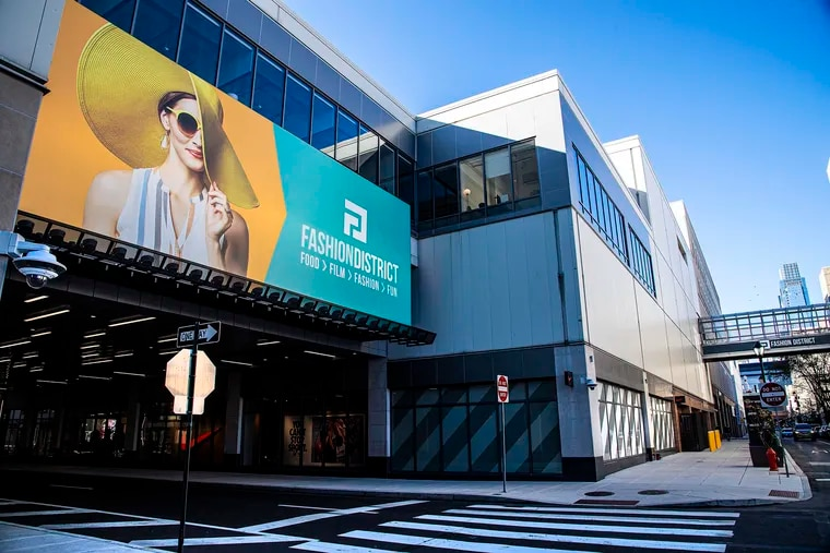 The Fashion District Philadelphia mall in Center City. Co-owner Macerich is taking over the property's day-to-day operations.
