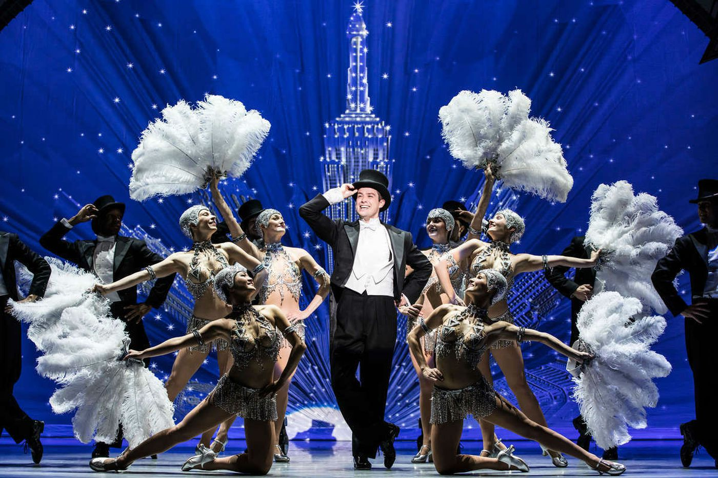 'An American in Paris': Ecstatic joy of freedom