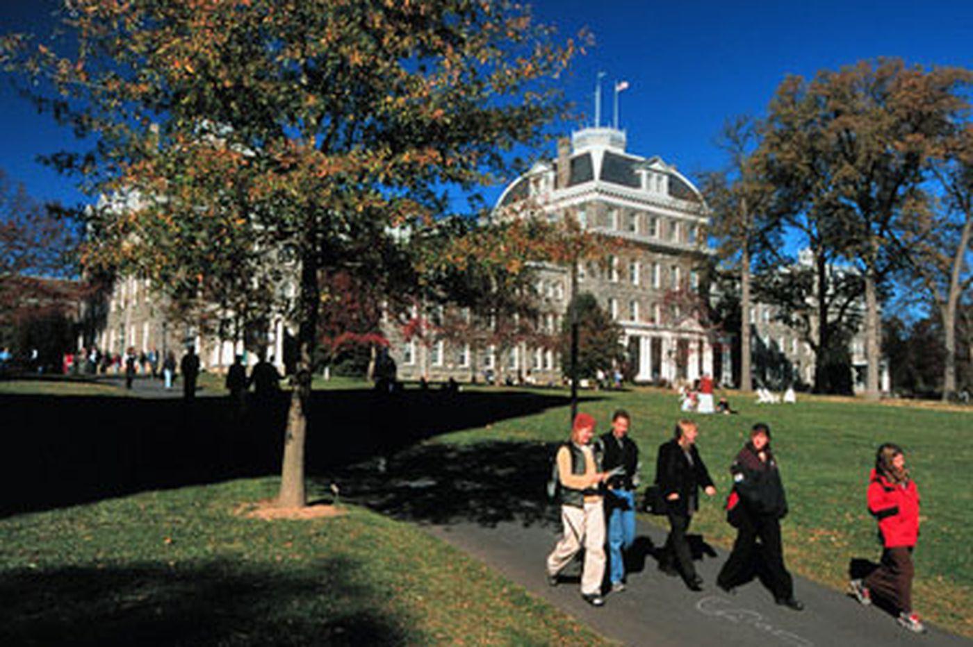 High ranks for Swarthmore