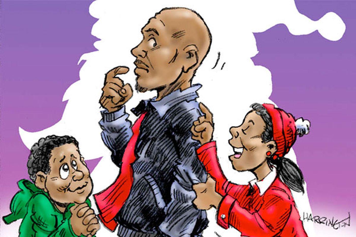 Solomon Jones: His kids are plotting for Christmas gifts