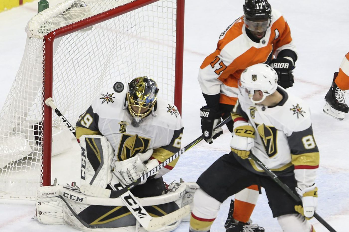 It's easy to see why Vegas is in Stanley Cup Finals and Flyers aren't | Sam Carchidi