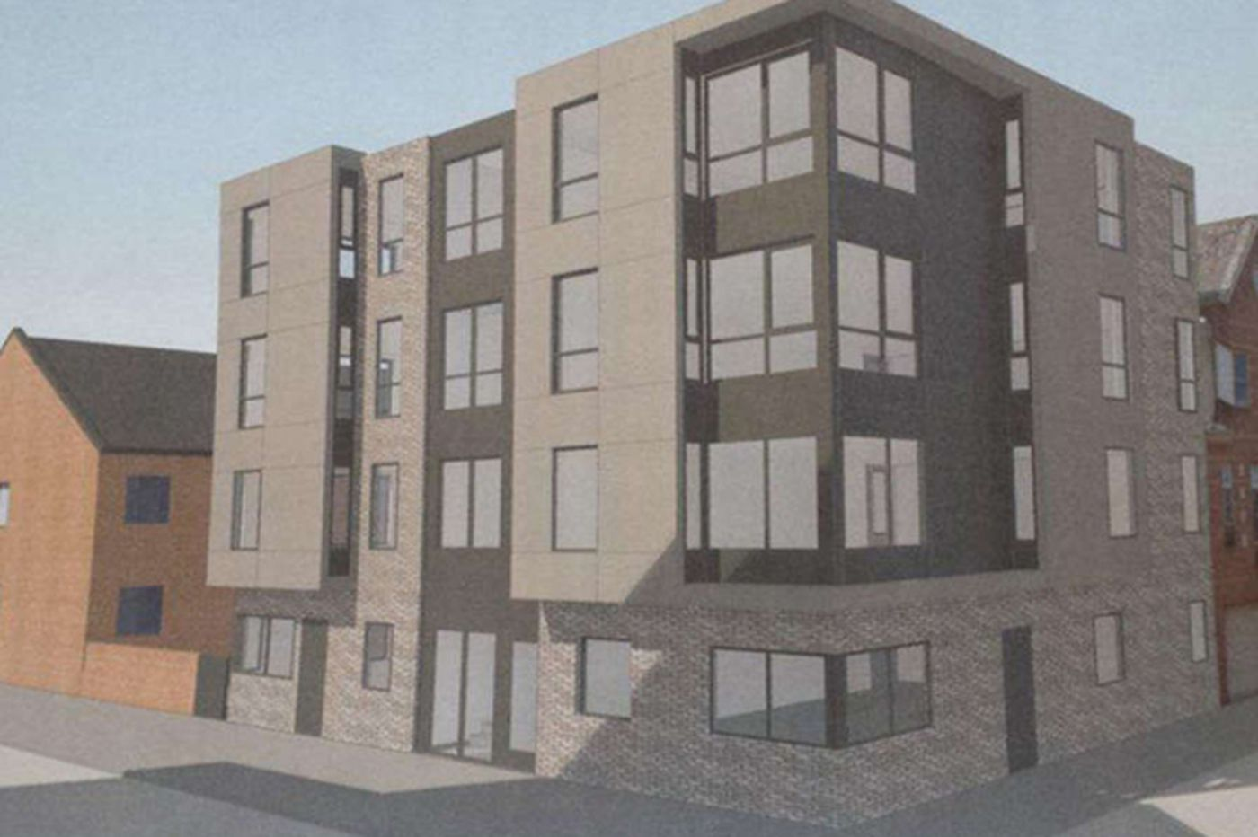 Mother Bethel members pray for historic foresight over apartment proposal