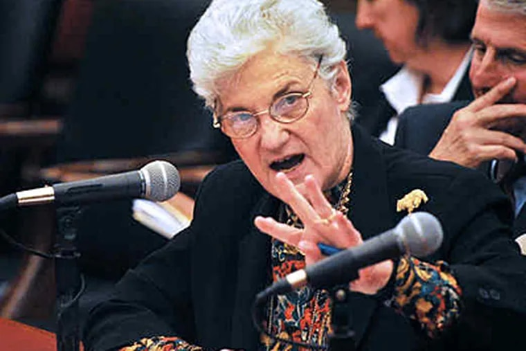 Former District Attorney Lynne Abraham will not be throwing her name in the race for state attorney general in 2012.