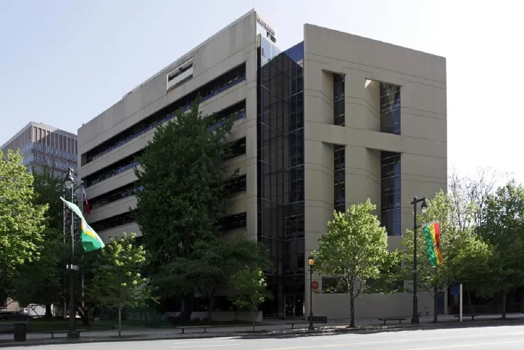 United Way of Greater Philadelphia and Southern New Jersey's headquarters building at 1709 Benjamin Franklin Parkway.