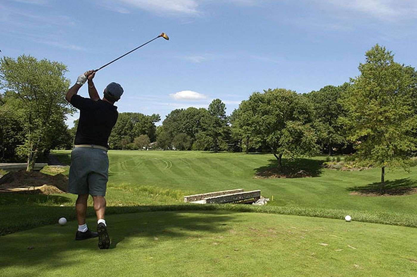 Buyers say they'll reopen Woodcrest as golf course