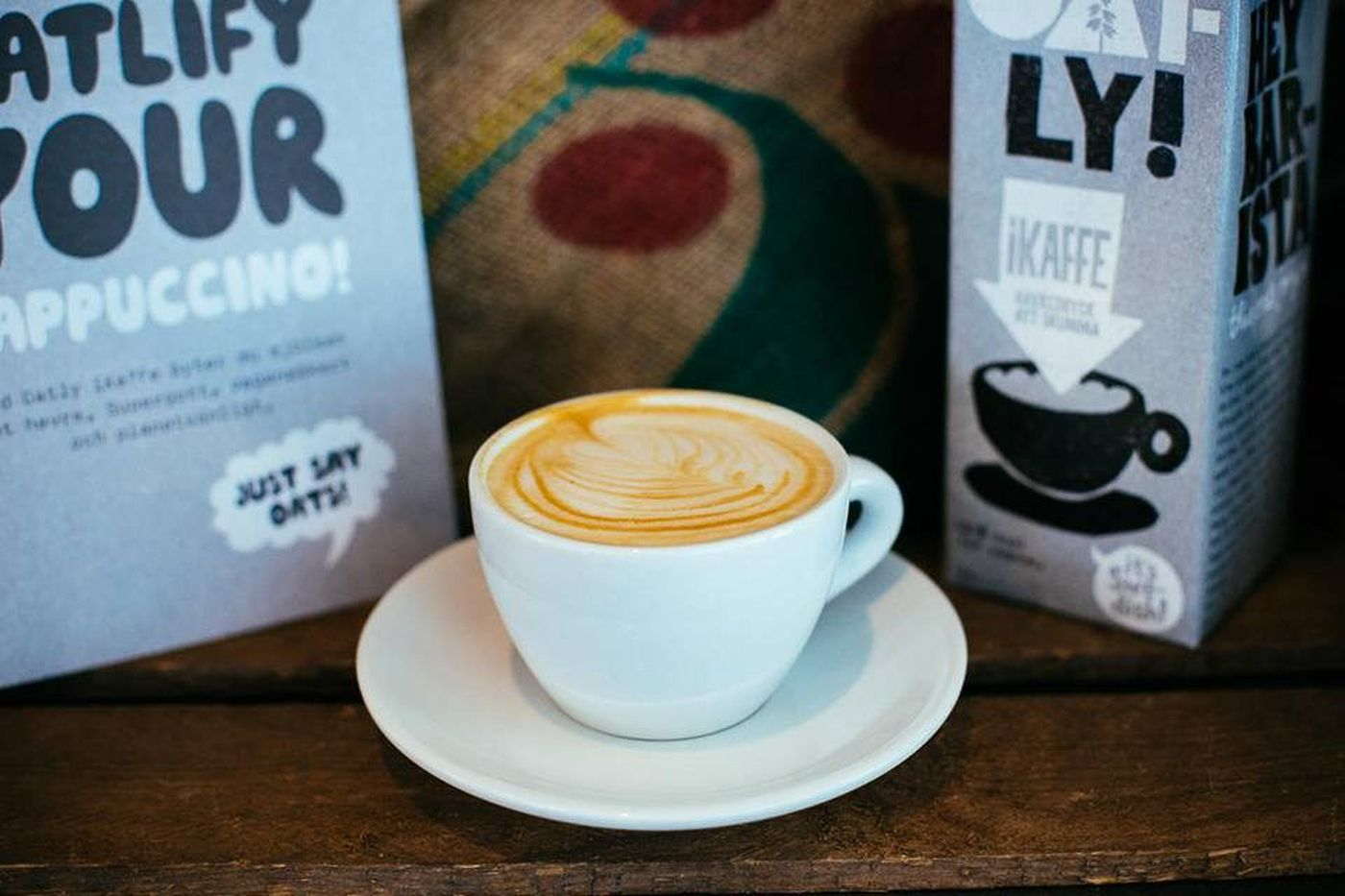 The newest trend sweeping Philly coffee shops (and pushing almond milk aside)