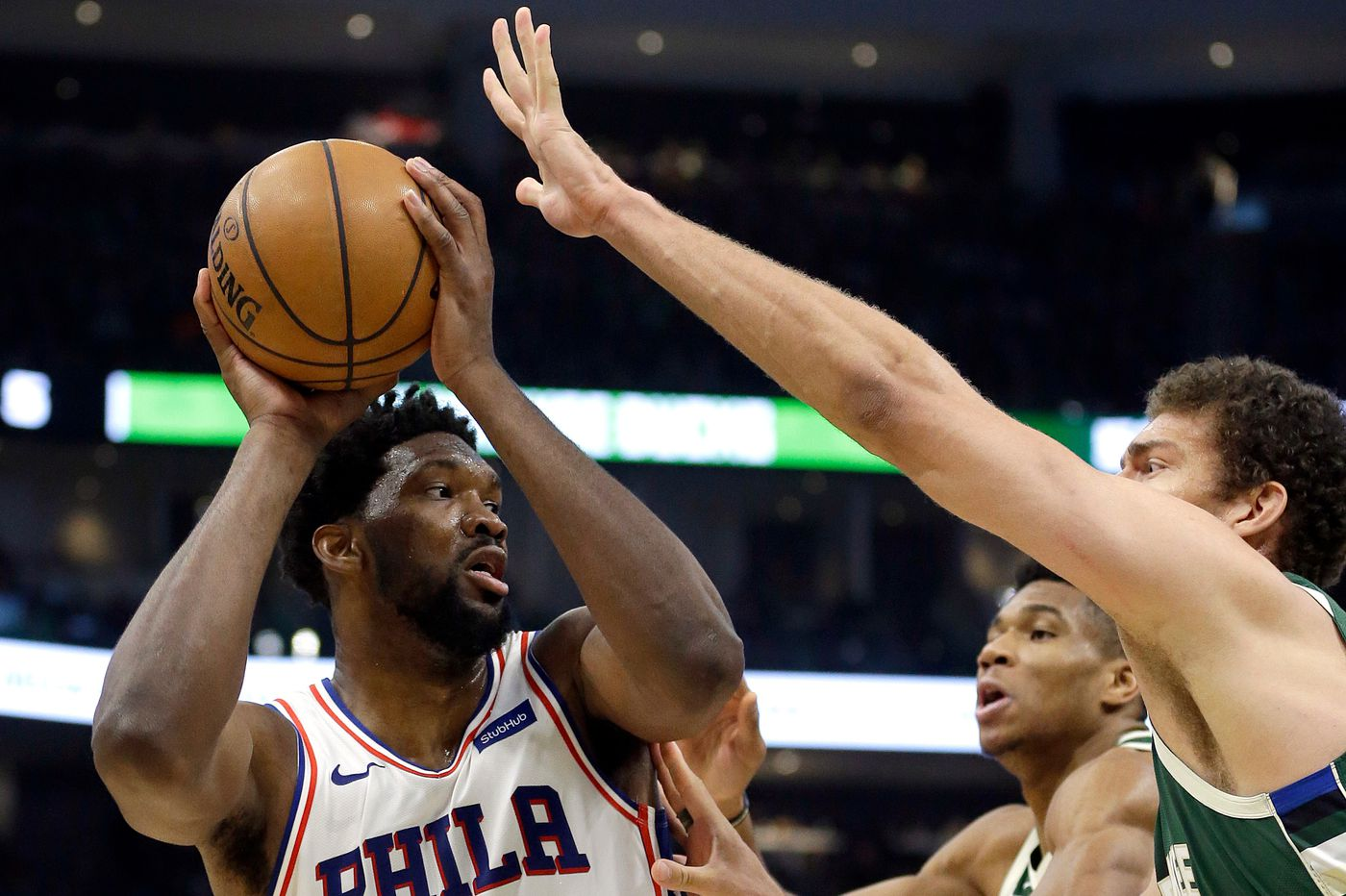 Sixers' Joel Embiid to miss Tuesday's game against Hornets